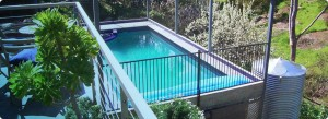Swimming pool requiring Structural engineering consulting