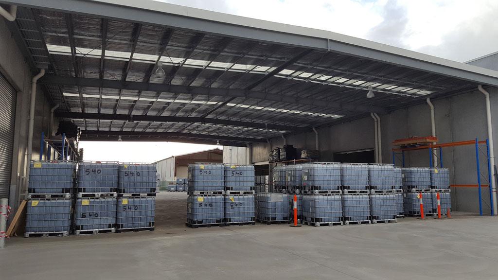 Gillman Warehouse