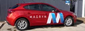 Magryn Engineering vehicle