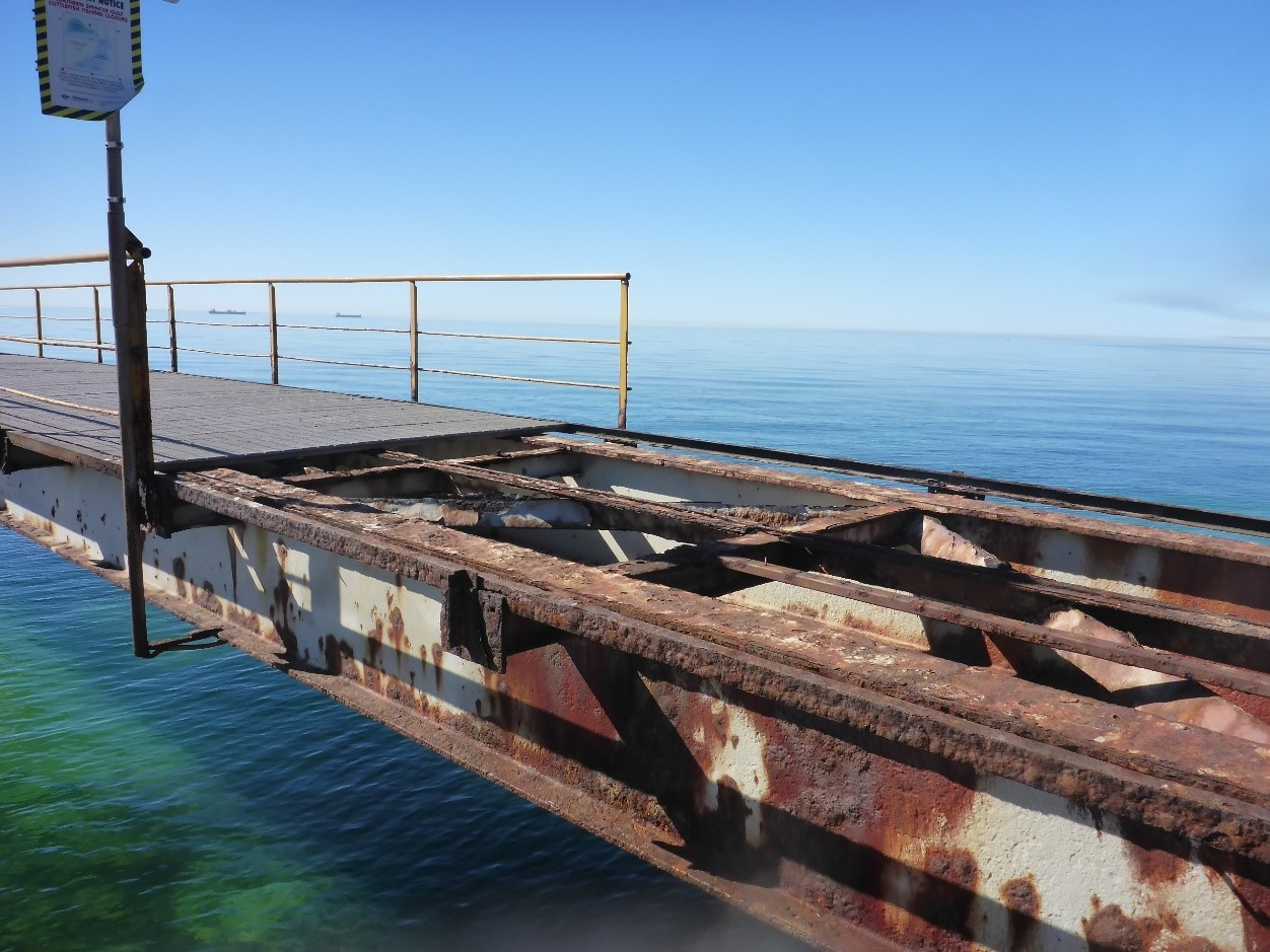 Whyalla Jetty - Current State